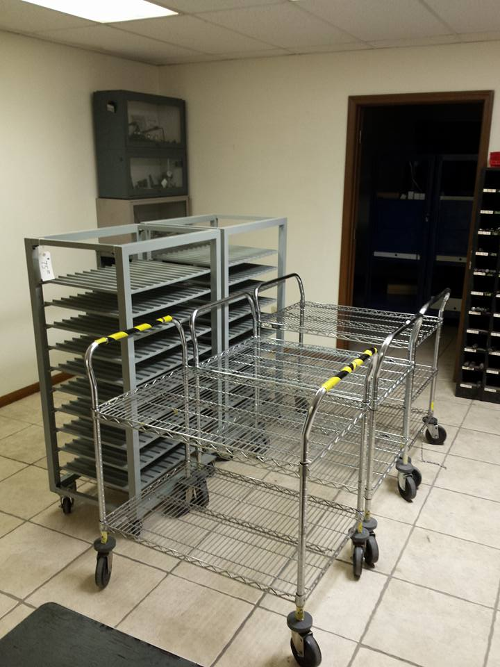 Racks and Carts